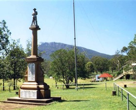 Maroon State School War Memorial - Yarra Valley Accommodation