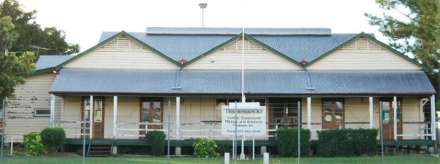 Central Queensland Military Museum - Yarra Valley Accommodation