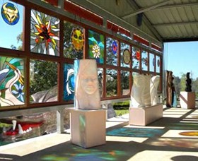 Alpha31 Art Gallery and Sculpture Garden - Yarra Valley Accommodation