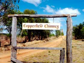 Copperfield Store and Chimney - Yarra Valley Accommodation