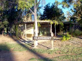 Clermont - Old Town Site - Yarra Valley Accommodation