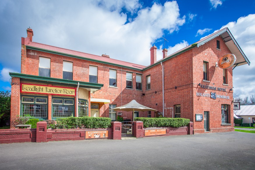 Holgate Brewhouse at Keatings Hotel - Yarra Valley Accommodation