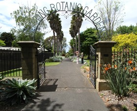 Friends of Geelong Botanic Gardens - Yarra Valley Accommodation