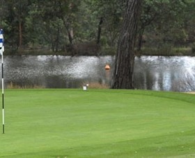 Hepburn Springs Golf Club - Yarra Valley Accommodation