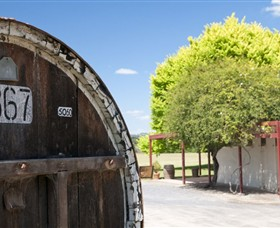 St Huberts Cellar Door  Vineyard - Yarra Valley Accommodation