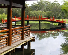 North Coast Regional Botanic Garden - Yarra Valley Accommodation