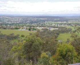 McIlveen Park Lookout - Yarra Valley Accommodation