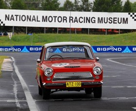 National Motor Racing Museum - Yarra Valley Accommodation