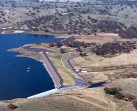 Chifley Dam - Yarra Valley Accommodation