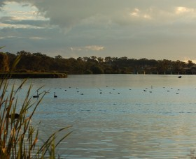 Lake Inverell Reserve - Yarra Valley Accommodation