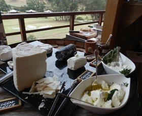Jannei Artisan Cheese Makers - Yarra Valley Accommodation