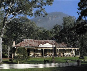 Newnes Kiosk - Yarra Valley Accommodation