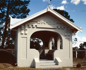 Stanthorpe Soldiers Memorial - Yarra Valley Accommodation