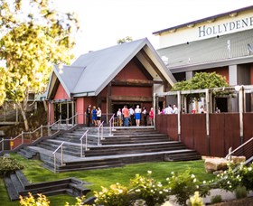 Hollydene Estate Wines and Vines Restaurant - Yarra Valley Accommodation