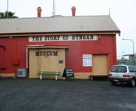 Nyngan Museum - Yarra Valley Accommodation