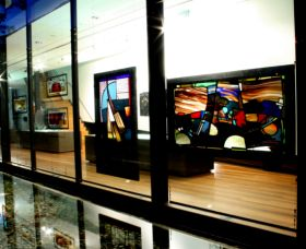 National Art Glass Collection - Yarra Valley Accommodation