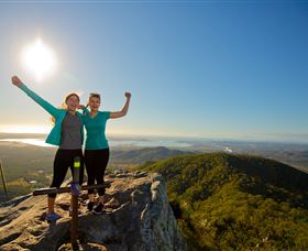 Mount Larcom Climb - Yarra Valley Accommodation