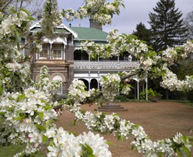 Saumarez Homestead - Yarra Valley Accommodation