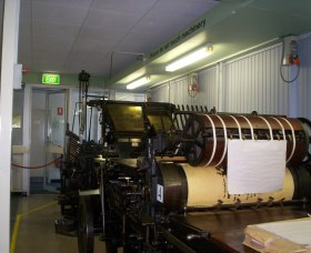 Queanbeyan Printing Museum - Yarra Valley Accommodation