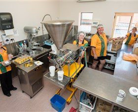 Mammino Gourmet Ice Cream - Yarra Valley Accommodation