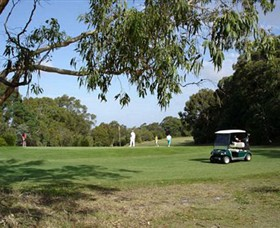 Leongatha Golf Club - Yarra Valley Accommodation