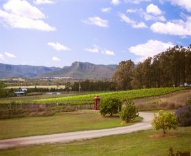 Catherine Vale Wines - Yarra Valley Accommodation