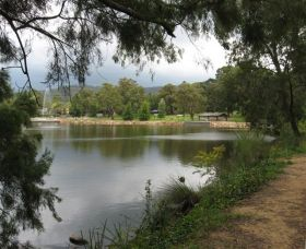 Lake Alexandra Reserve - Yarra Valley Accommodation
