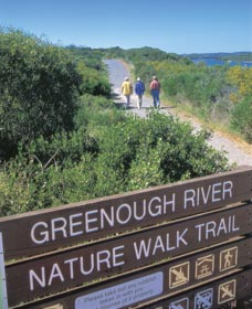 Greenough River Nature Trail - Yarra Valley Accommodation