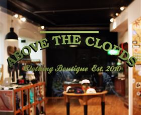Above the Clouds Store - Yarra Valley Accommodation