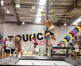 Bounce Inc Trampoline Park - Yarra Valley Accommodation