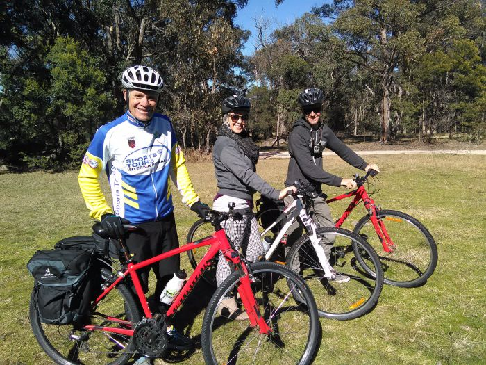 Granite Belt Bicycle Tours and Hire - Yarra Valley Accommodation