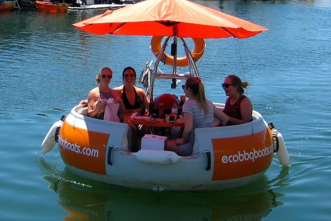 Self-Drive BBQ Boat Hire Mandurah - Group of 3 - 6 people - Yarra Valley Accommodation