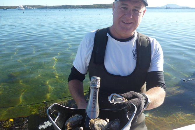 Coffin Bay Oyster Farm  Tasting Tour