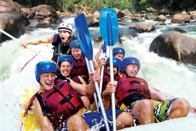 Tully River Full-Day White Water Rafting from Cairns including Lunch - Yarra Valley Accommodation