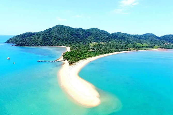 Dunk Island Round-Trip Water Taxi Transfer from Mission Beach - Yarra Valley Accommodation