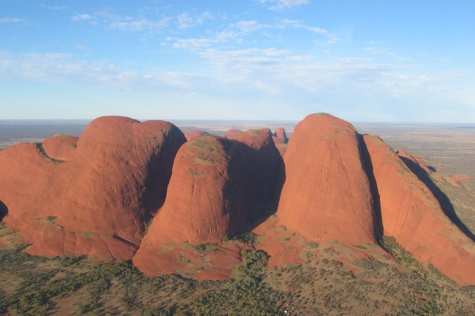 Kata Tjuta and Uluru Grand View Helicopter Flight