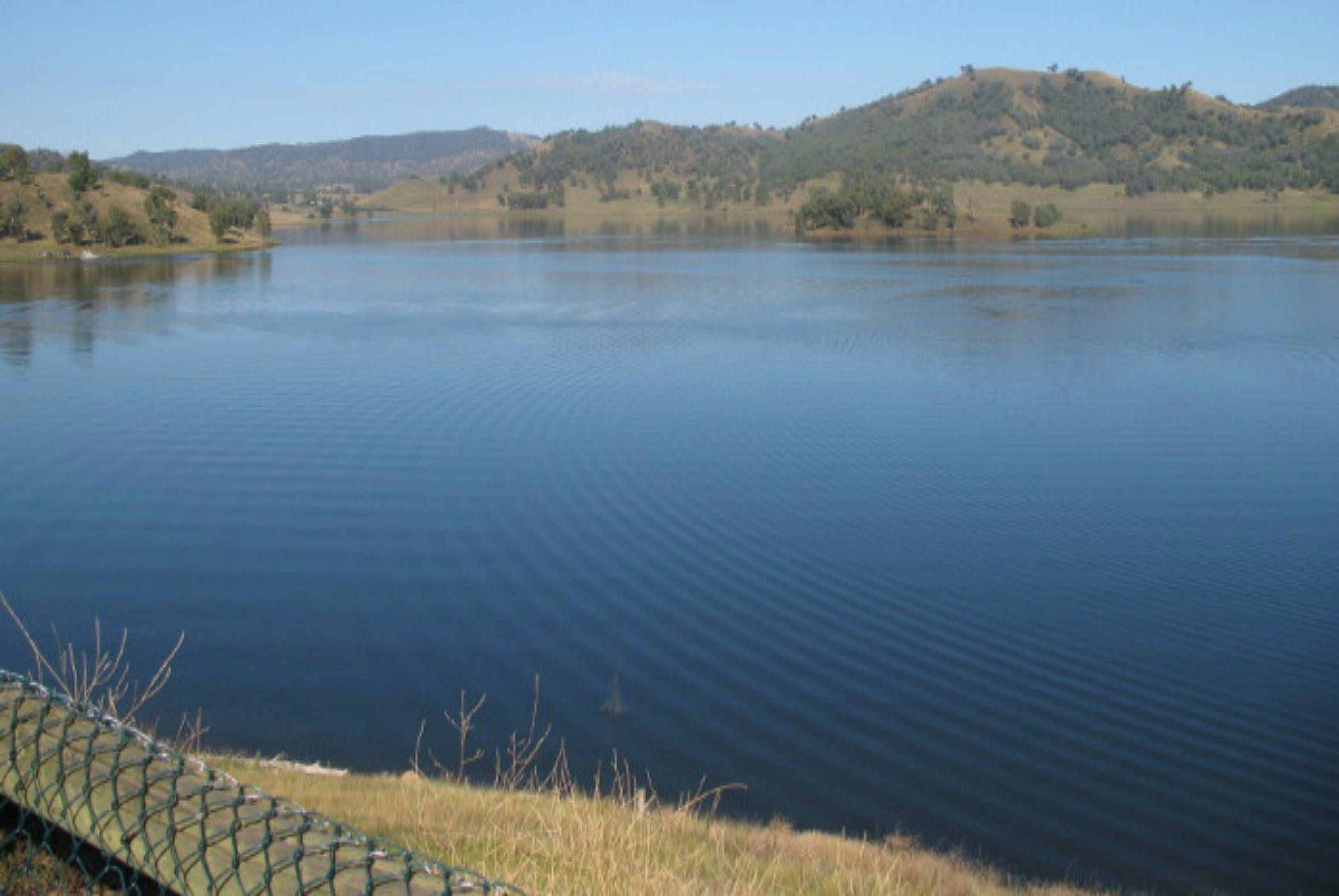 Chaffey Dam - Yarra Valley Accommodation