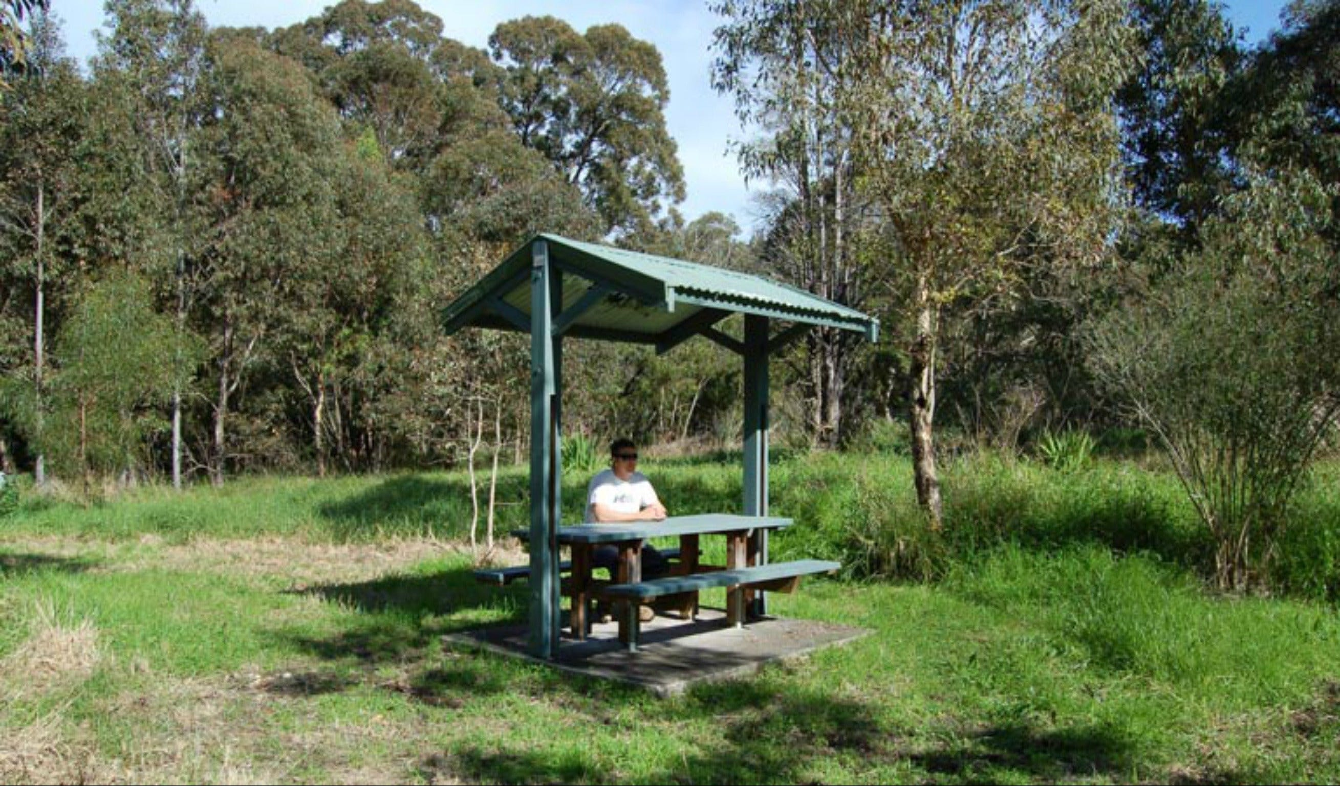 Alexanders picnic area - Yarra Valley Accommodation