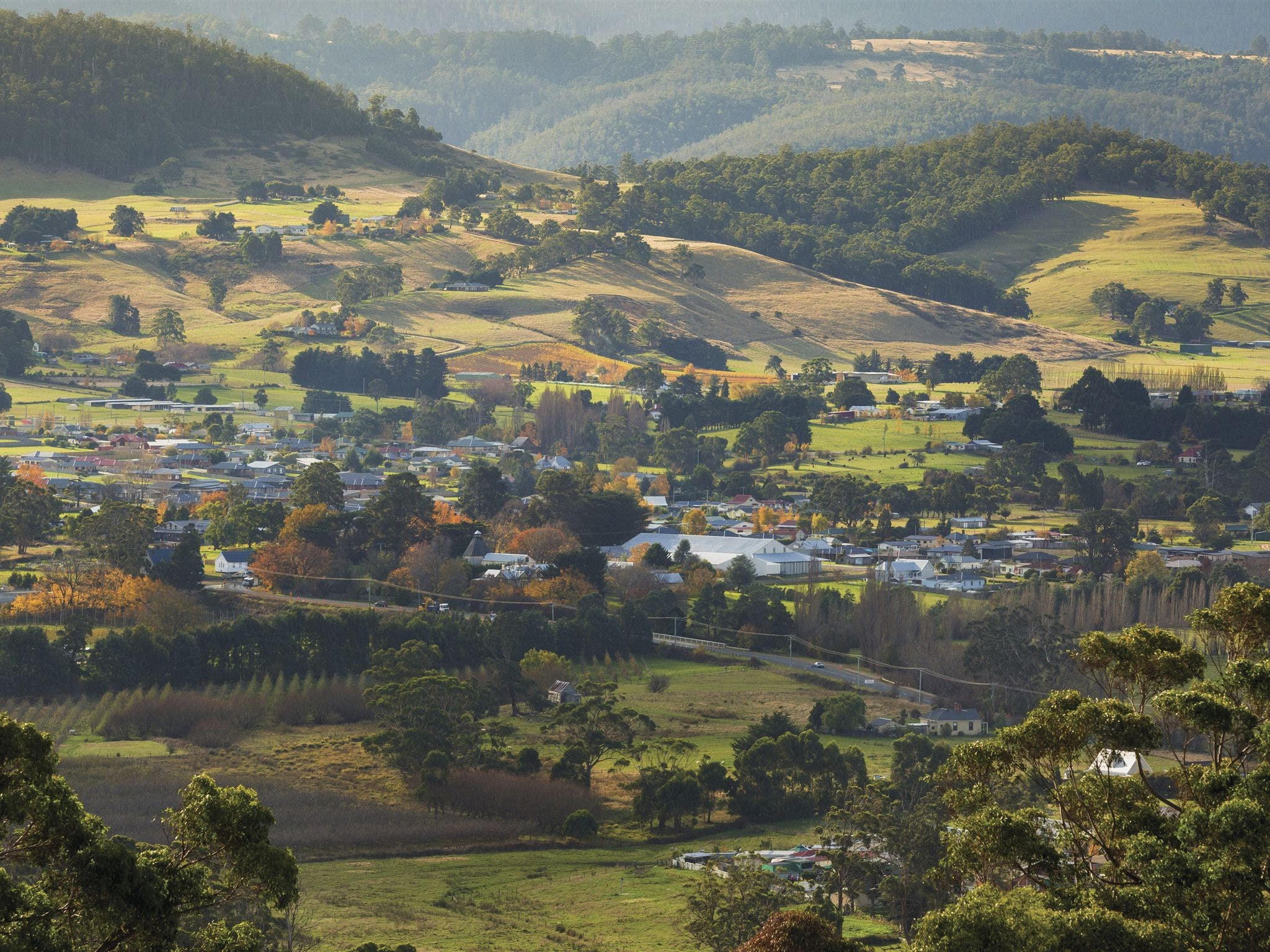 Huonville - Yarra Valley Accommodation