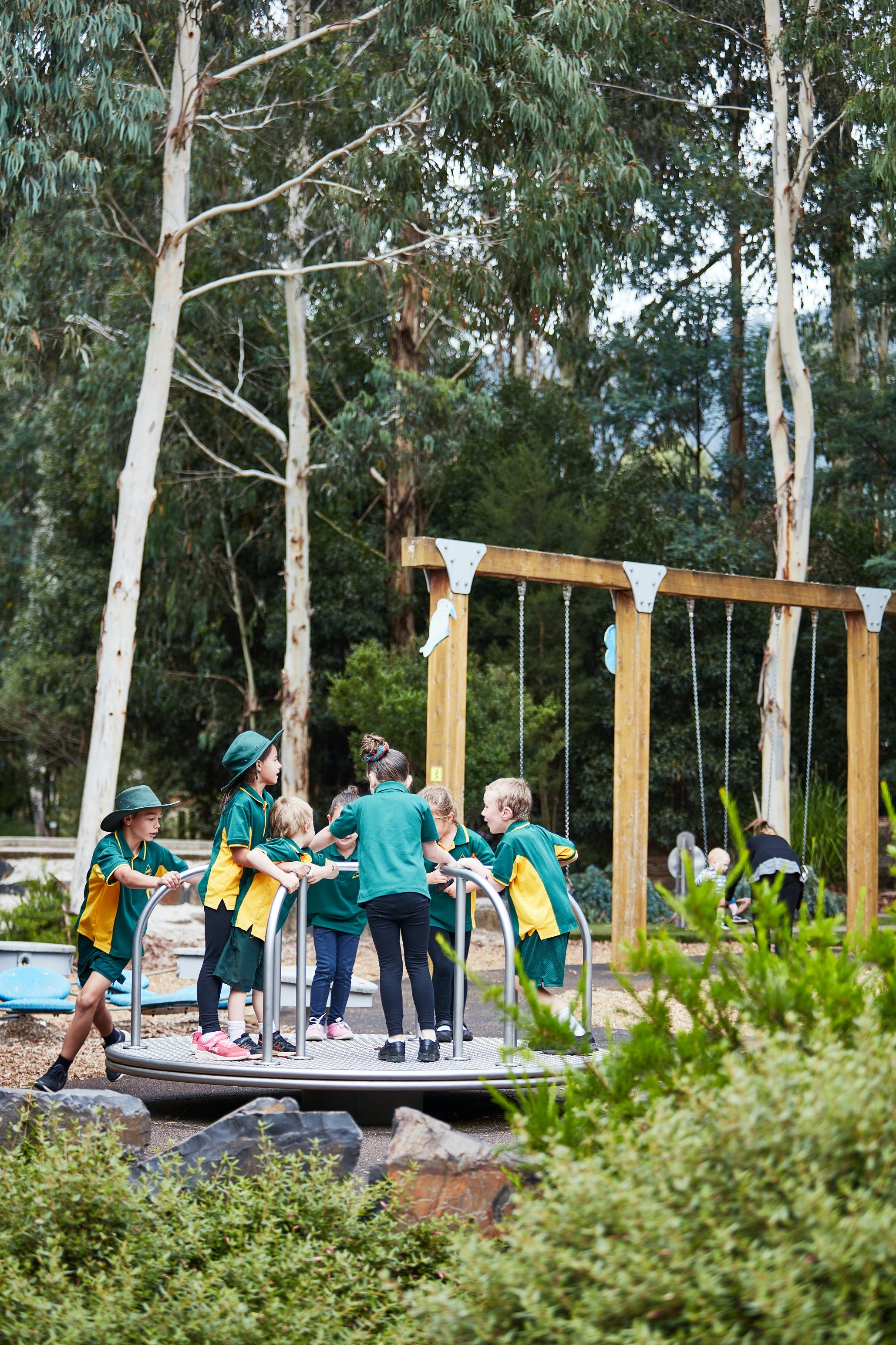 Marysville Kin Playspace - Yarra Valley Accommodation