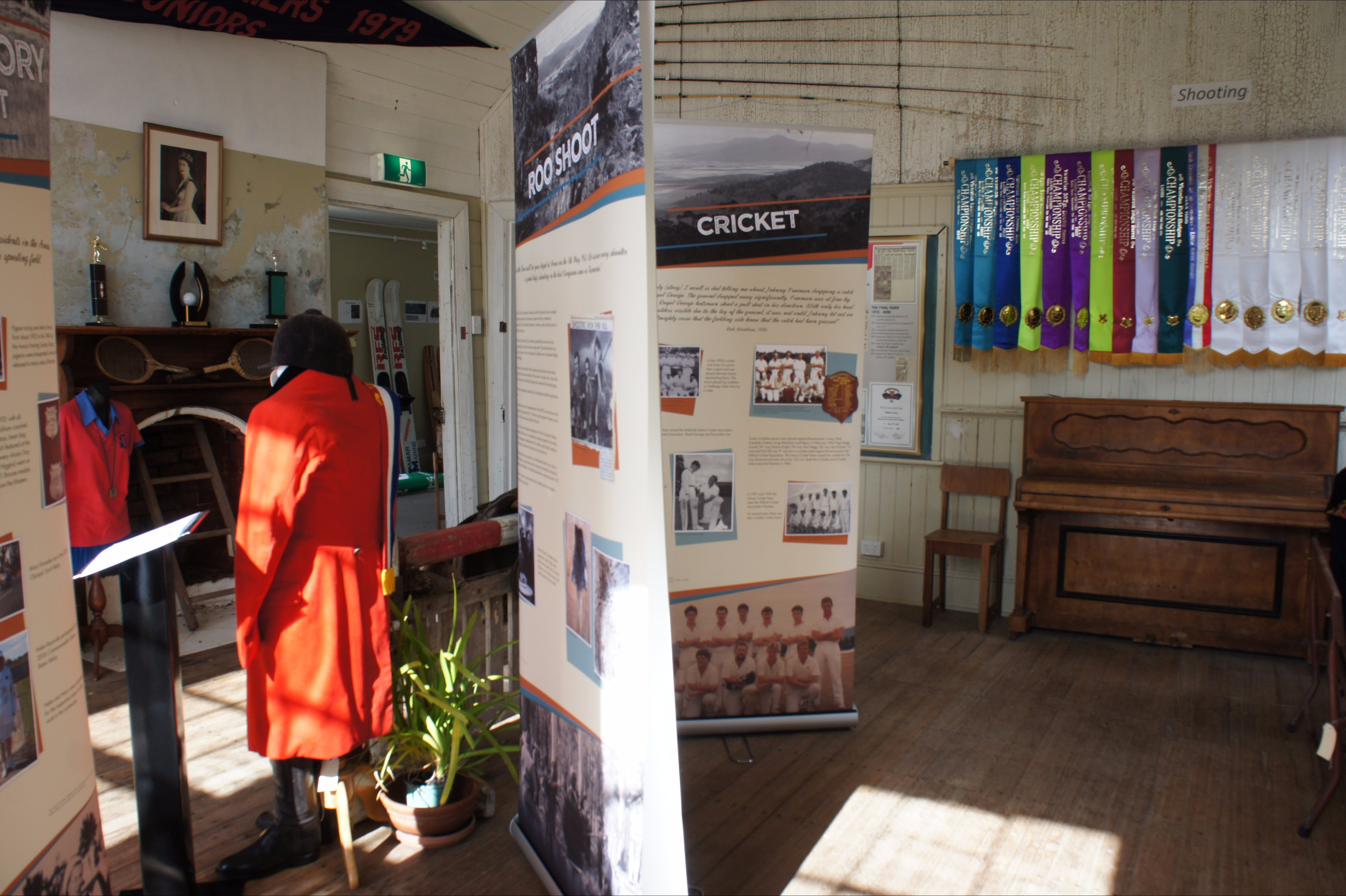 Avoca Museum and Information Centre - Yarra Valley Accommodation