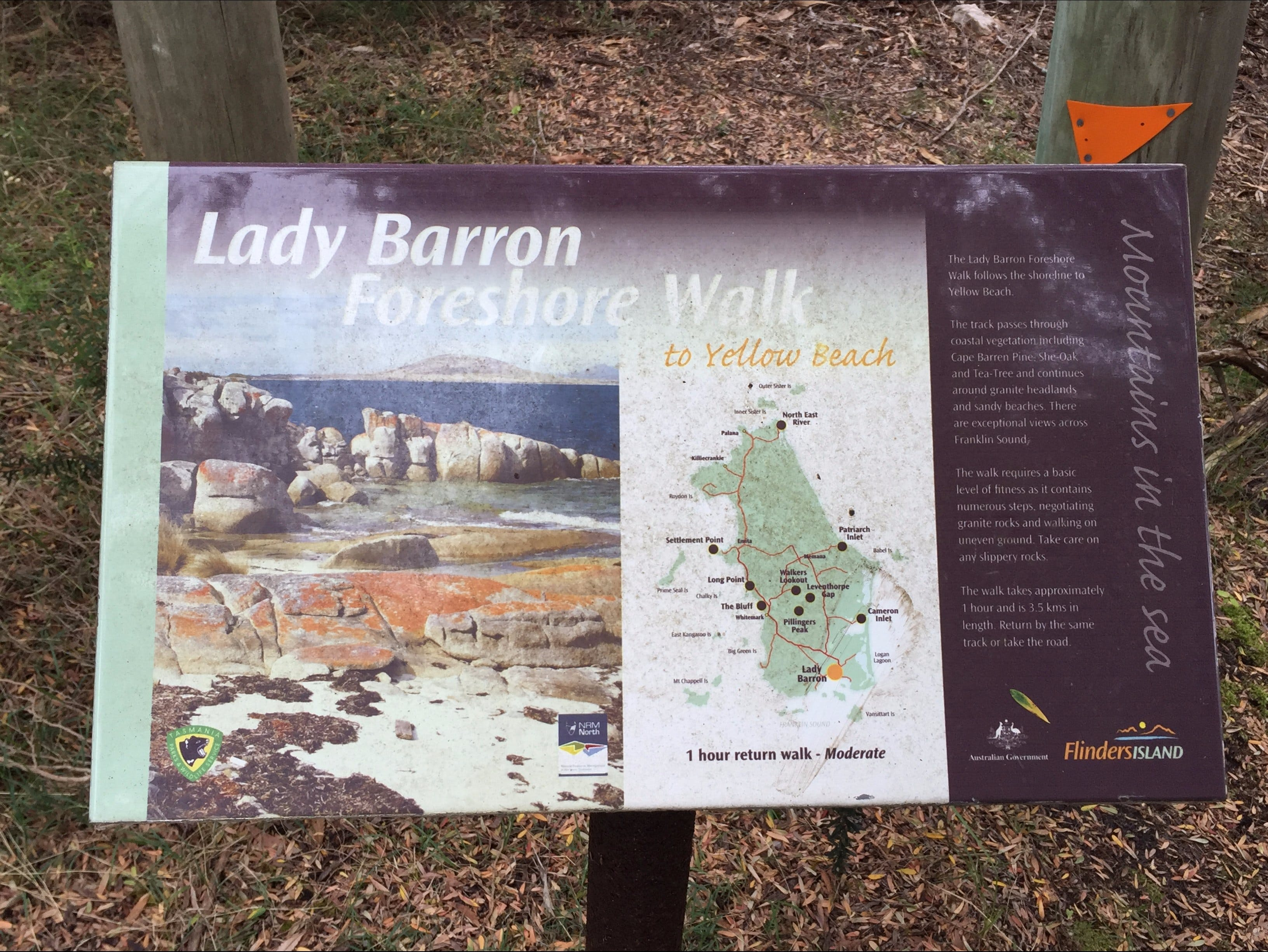The Lady Barron Foreshore Walk - Yarra Valley Accommodation