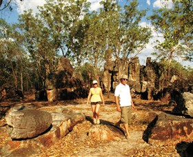 The Lost City - Litchfield National Park - Yarra Valley Accommodation