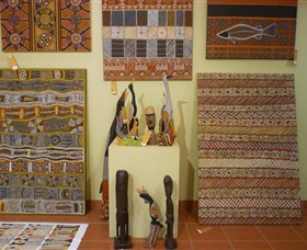 Tiwi Design Aboriginal Corporation - Yarra Valley Accommodation