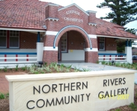 Northern Rivers Community Gallery - Yarra Valley Accommodation