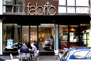 Fabric - Yarra Valley Accommodation