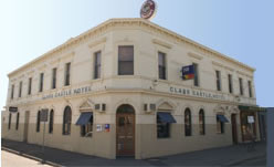 Clare Castle Hotel - Yarra Valley Accommodation