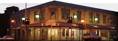 Newmarket Hotel - Port Adelaide - Yarra Valley Accommodation