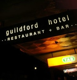 Guildford Hotel - Yarra Valley Accommodation