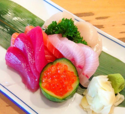 Sakana Sushi Bar - Yarra Valley Accommodation